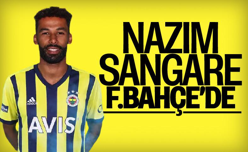 Nazım Sangare Fenerbahçe'de