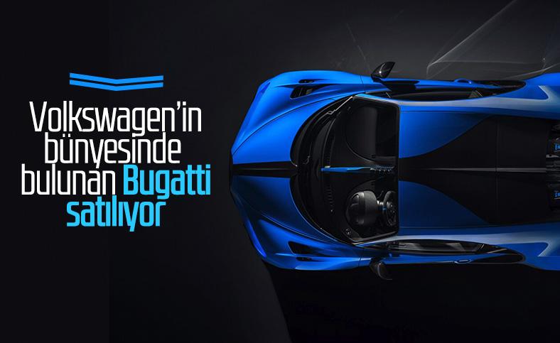 Volkswagen, Bugatti'yi satmaya hazırlanıyor