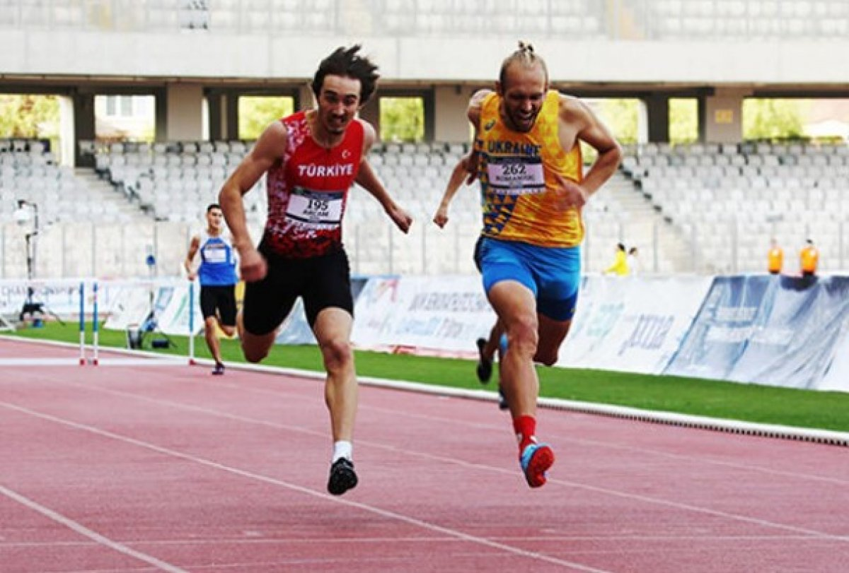 Balkan Şampiyonası nda milli atletlerden 13 madalya #1