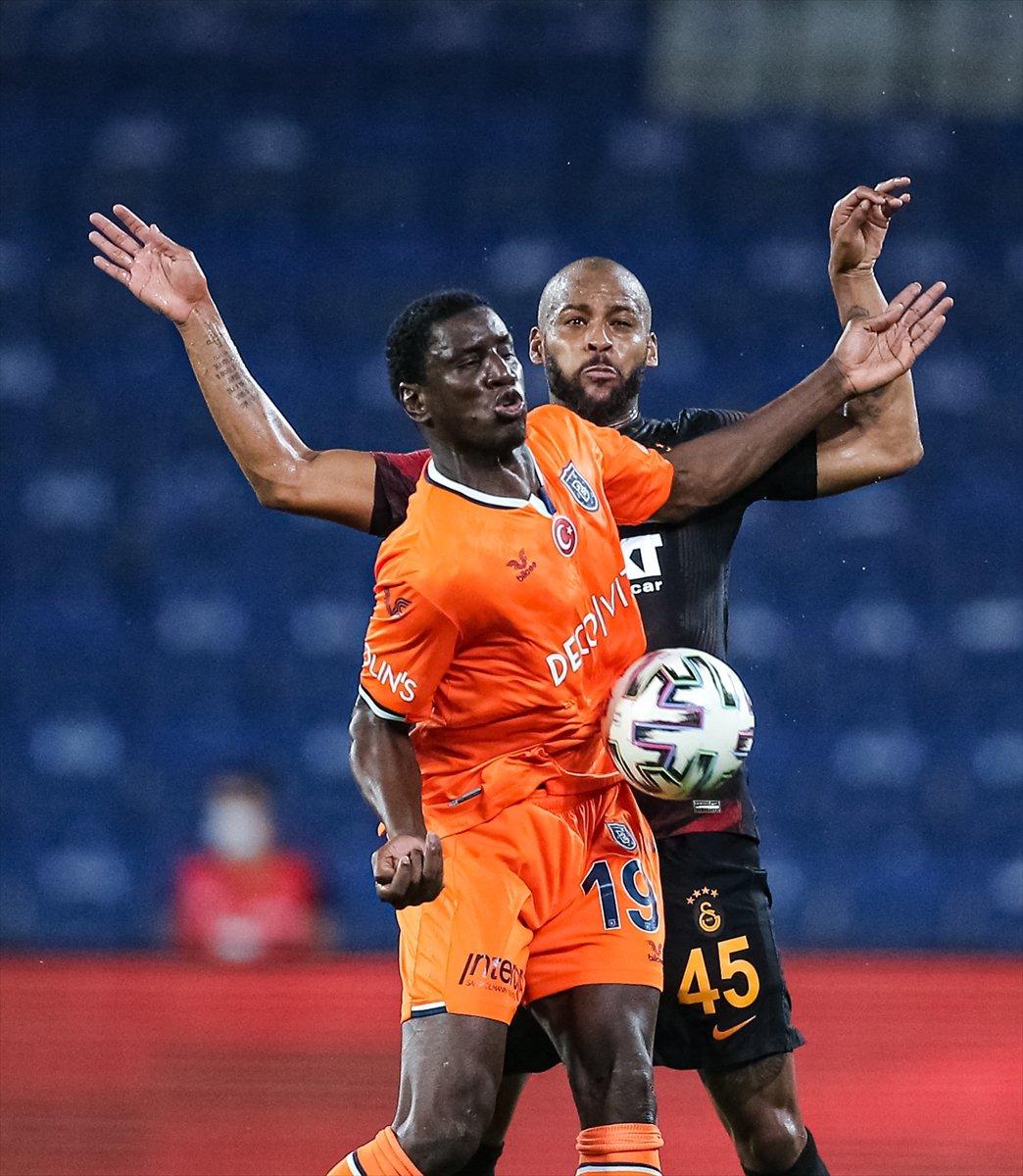 Galatasaray son şampiyon Başakşehir i devirdi #2