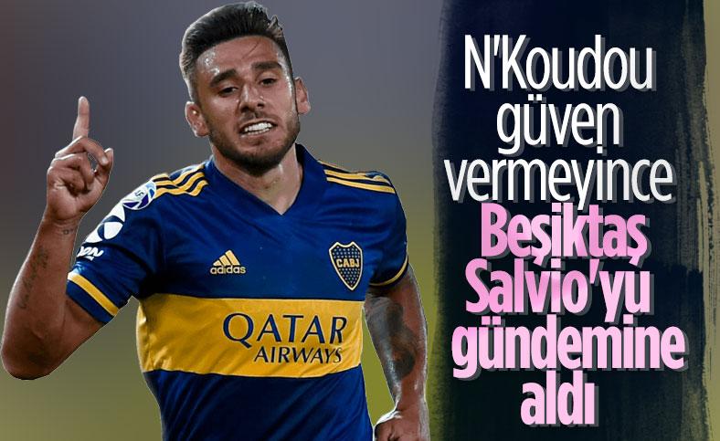 Beşiktaş'tan Eduardo Salvio atağı