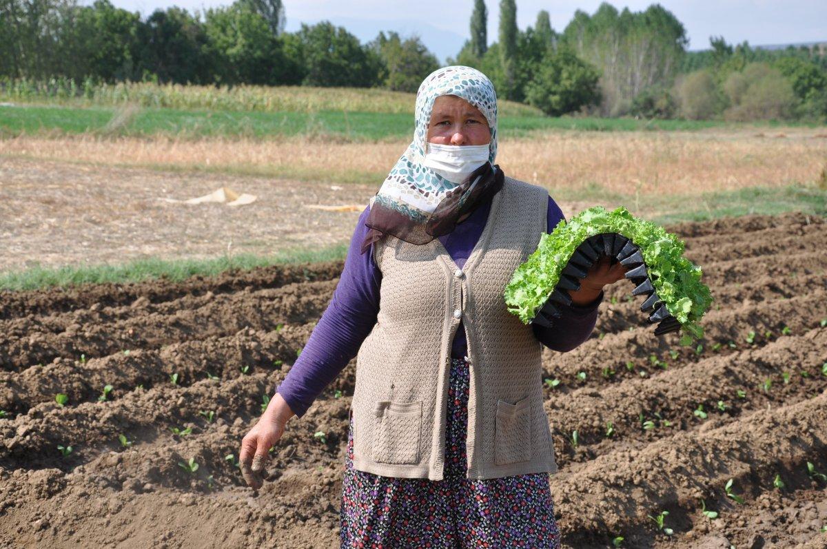 Kütahya da köylüler, tarım arazilerinin sanayileştirilmesini istemiyor #5