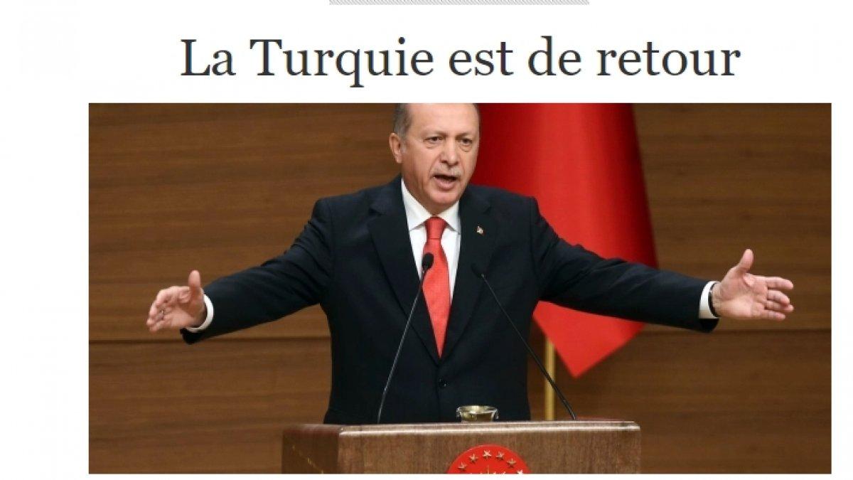 Fransız medyasından Doğu Akdeniz manşeti: Türkler geri döndü #1