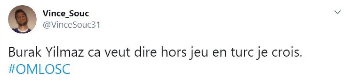 Fransızlardan Burak Yılmaz a ofsayt eleştirisi #1