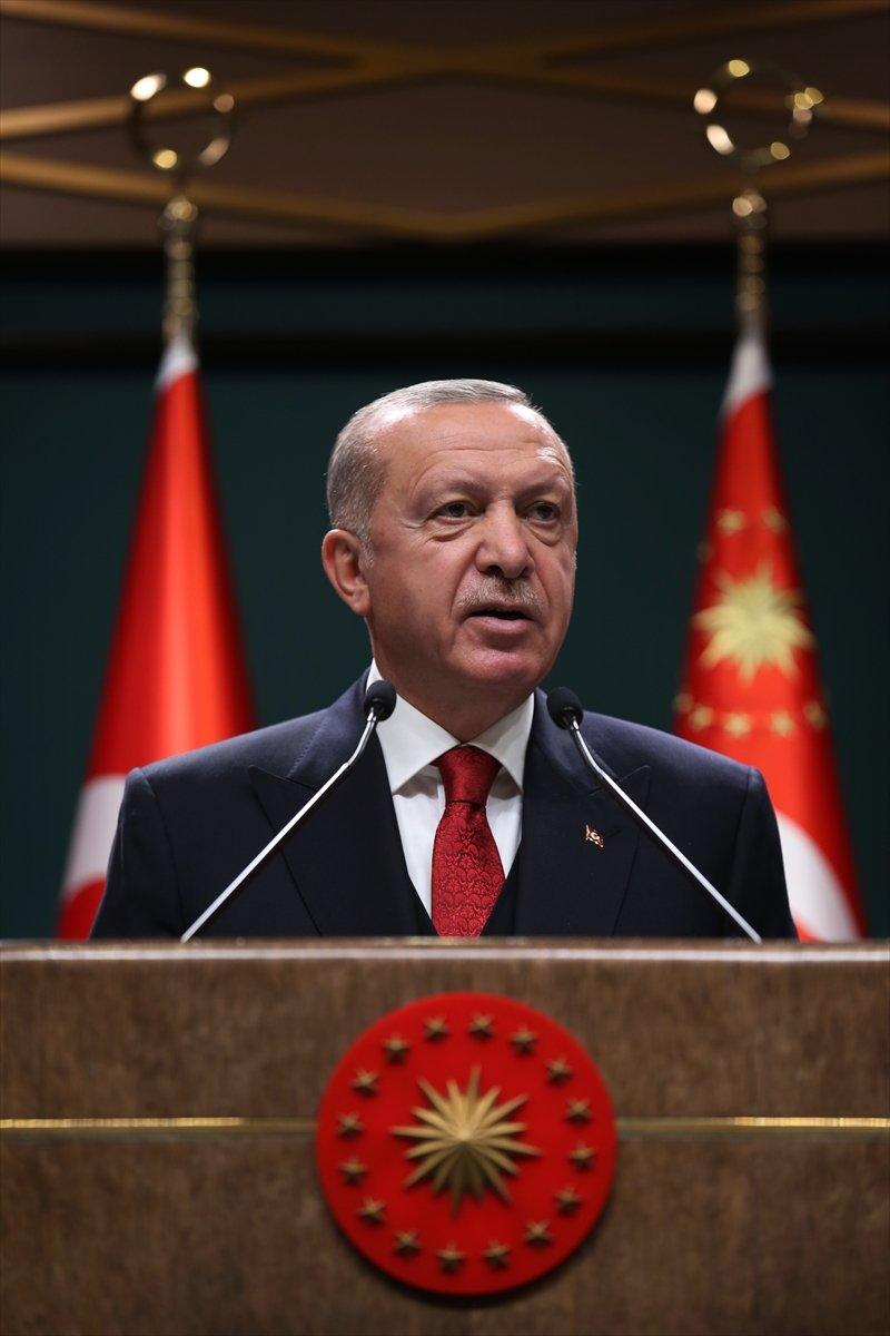 Cumhurbaşkanı Erdoğan: Koronavirüs yeniden artışa geçti #3