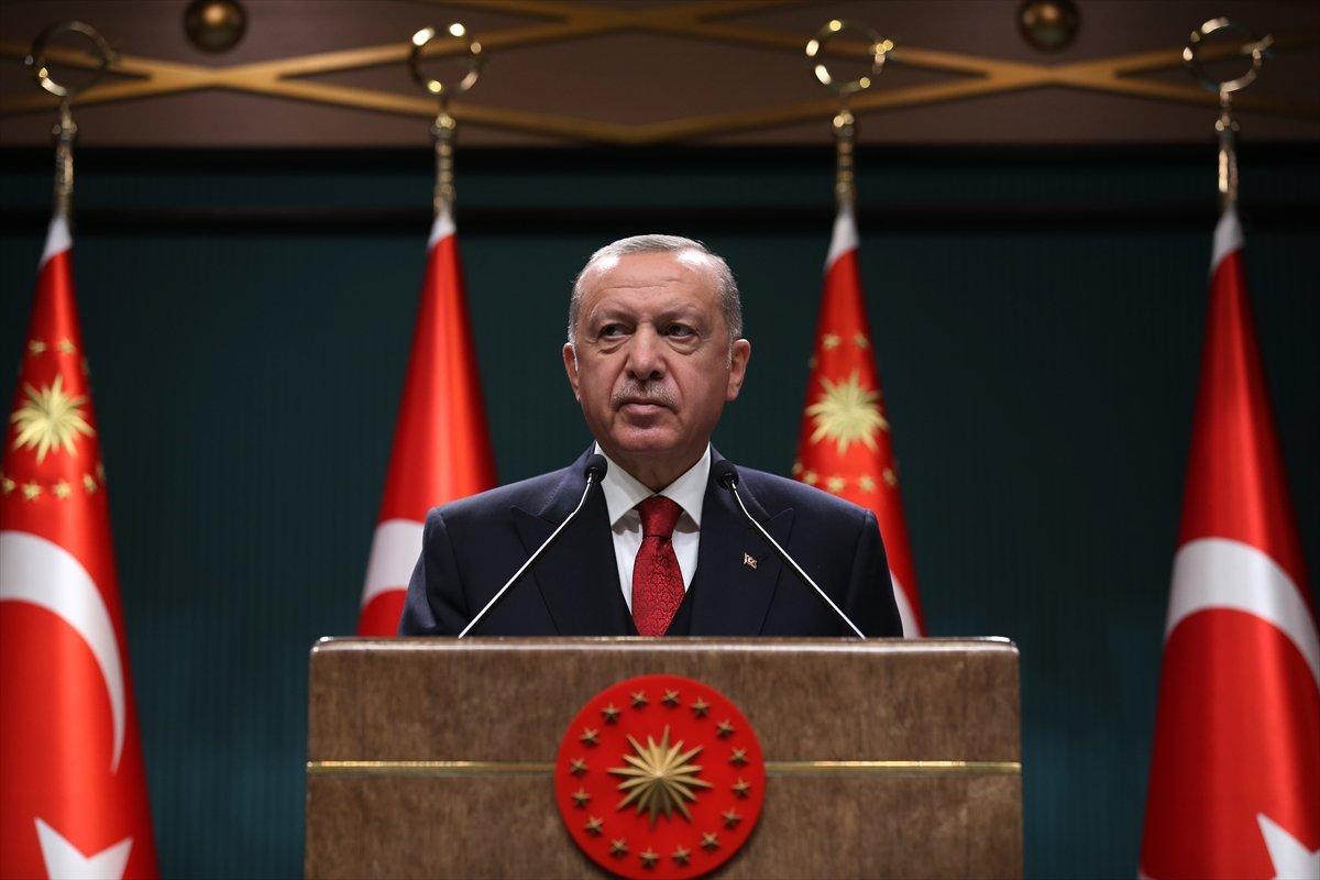 Cumhurbaşkanı Erdoğan: Koronavirüs yeniden artışa geçti #2