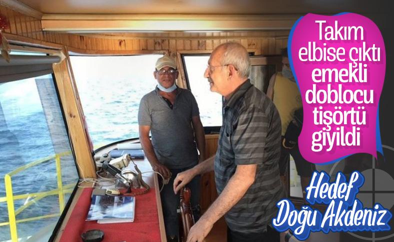 Kemal Kılıçdaroğlu'nun herkesten gizlediği tatili