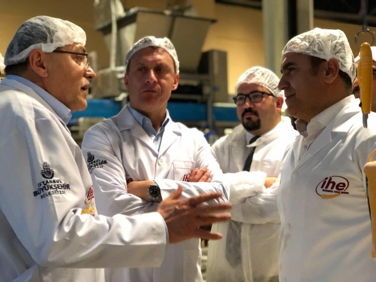 İBB Halk Ekmek Yönetim Kurulu Başkan Vekili, ekmek zammını böyle savundu  #2