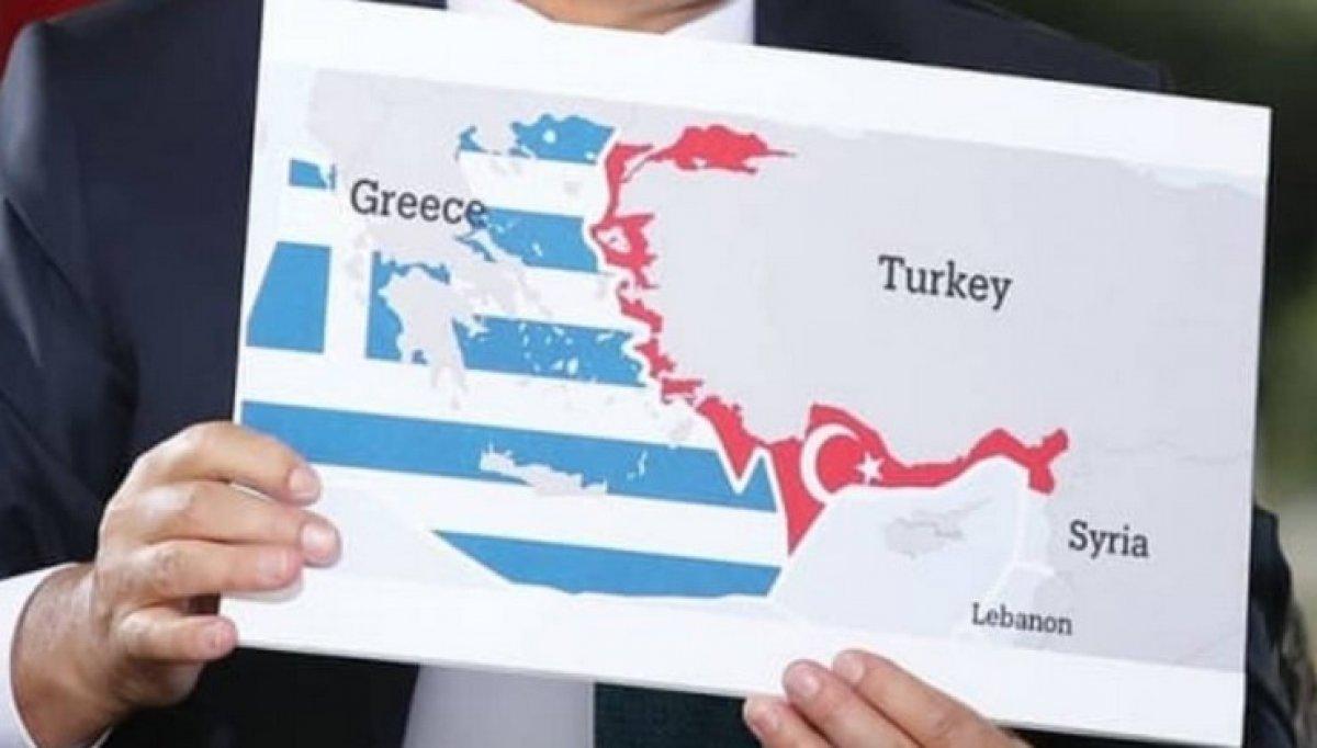 ABD: Yunanistan ın Sevilla haritası hukuki değil #2