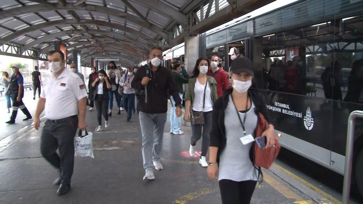 İstanbul da kademeli mesai saati uygulaması başladı #4
