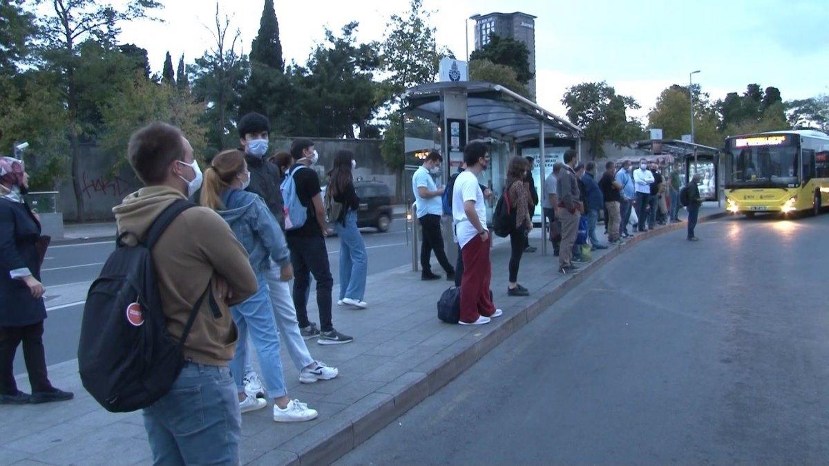 İstanbul da kademeli mesai saati uygulaması başladı #2