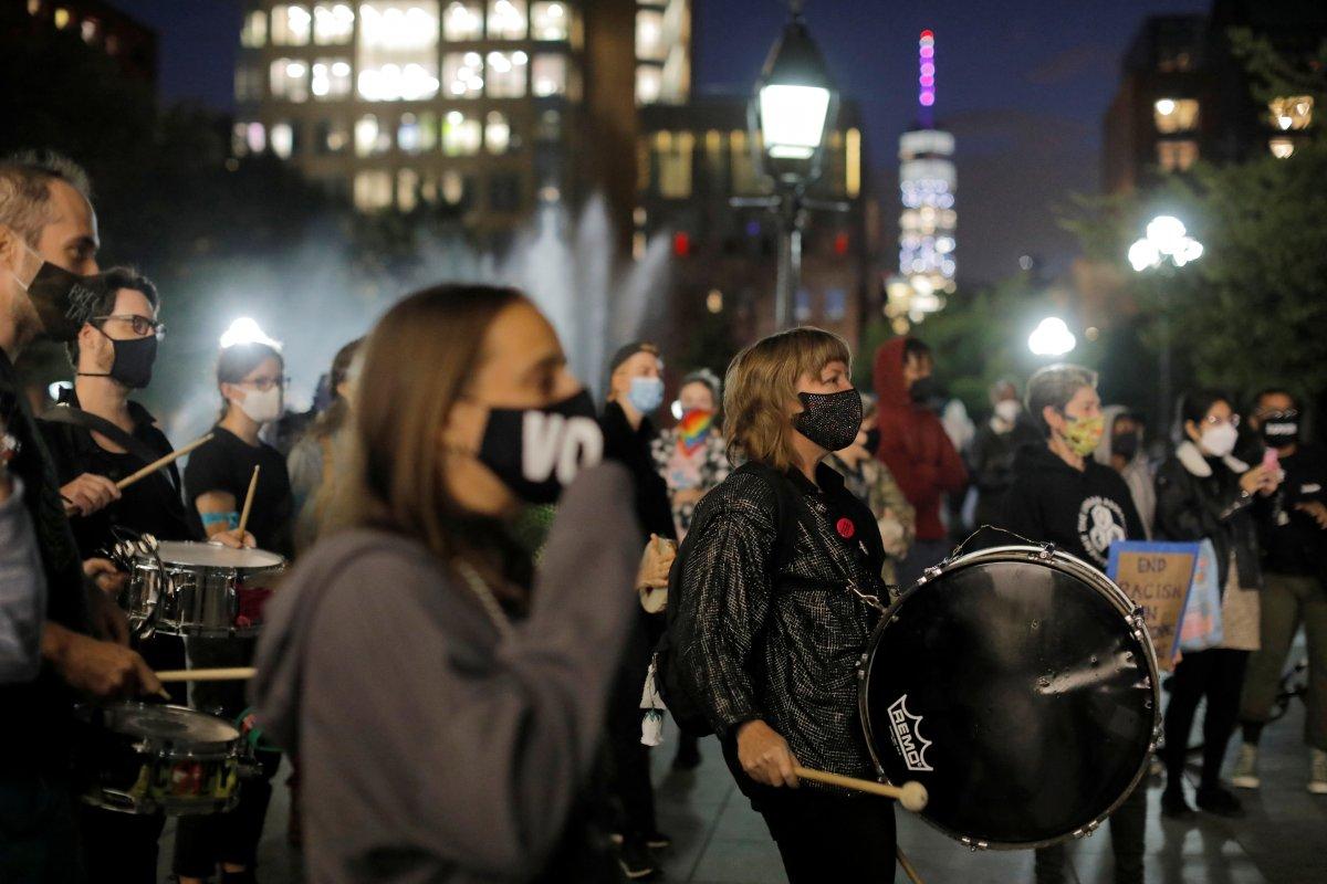 ABD de New York, Portland ve Seattle şehirleri anarşist bölge ilan edildi #3