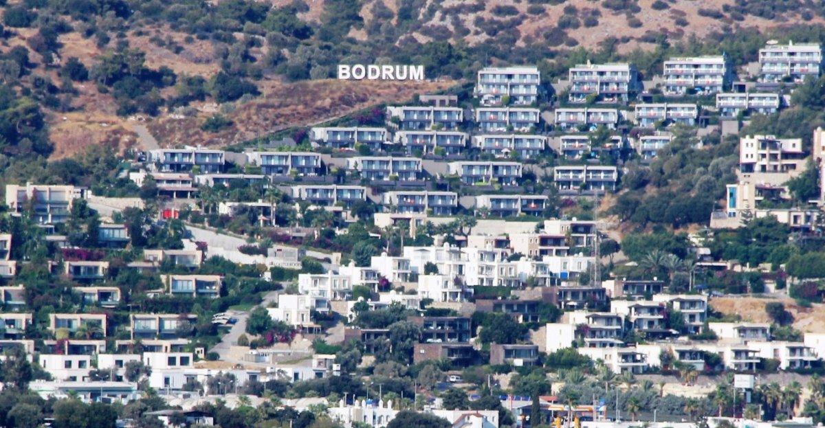 Bodrum'a giden dönmedi, nüfus 400 bine çıktı #1