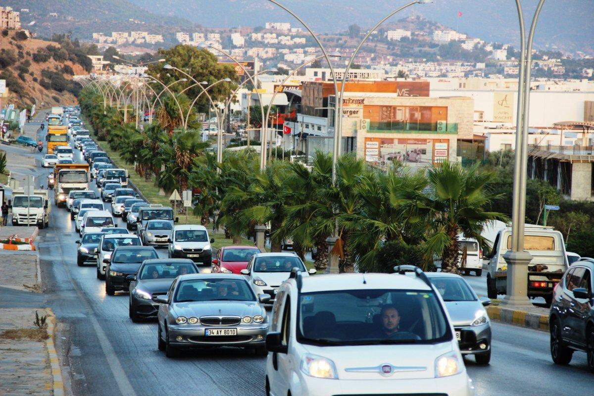 Bodrum'a giden dönmedi, nüfus 400 bine çıktı #4