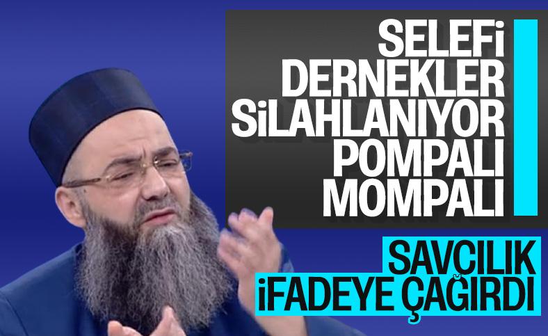 Cübbeli Ahmet'i 'dernekler silahlanıyor' iddiası üzerine savcılık ifadeye çağırdı