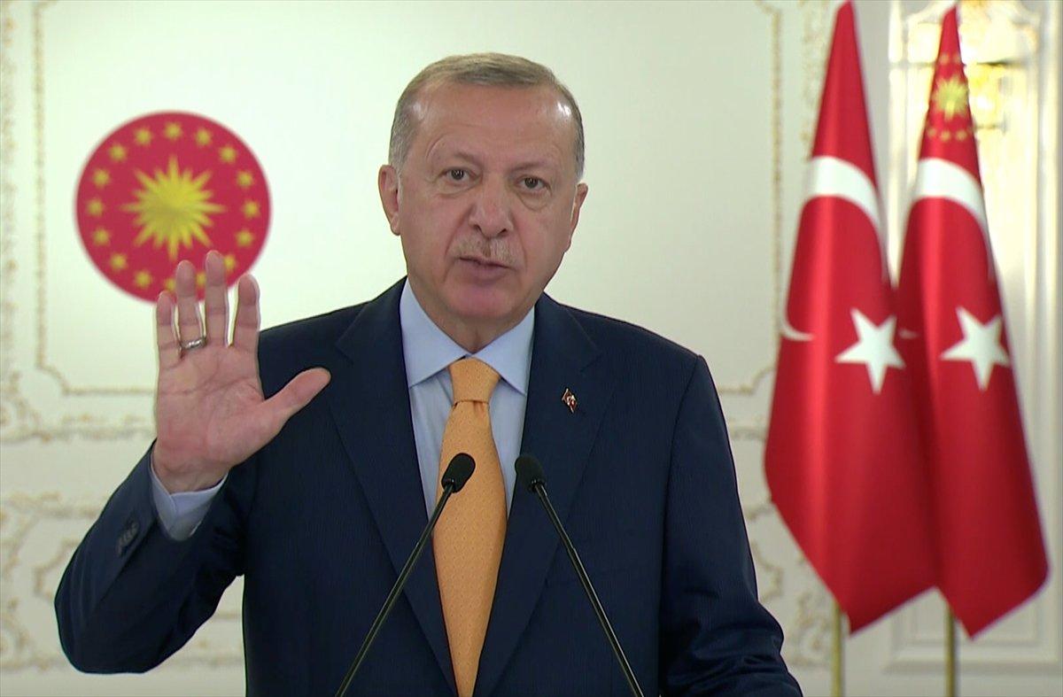 Cumhurbaşkanı Erdoğan ın Birleşmiş Milletler Genel Kurul konuşması #3