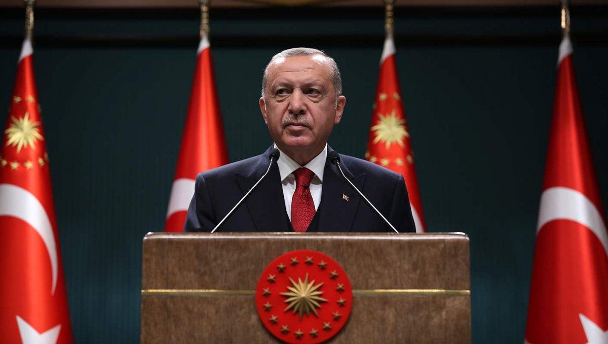Cumhurbaşkanı Erdoğan ın Birleşmiş Milletler Genel Kurul konuşması #4
