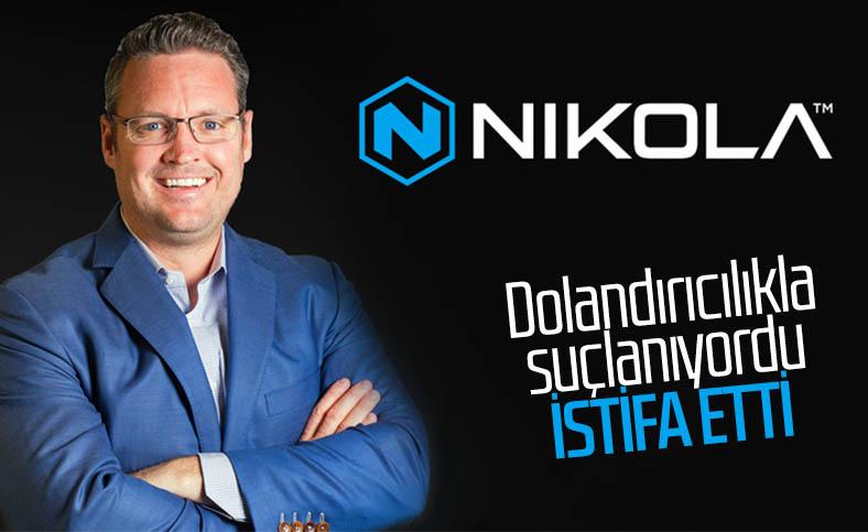 Nikola'nın kurucusu ve CEO'su Trevor Milton, dolandırıcılık suçlamaları nedeniyle istifa etti