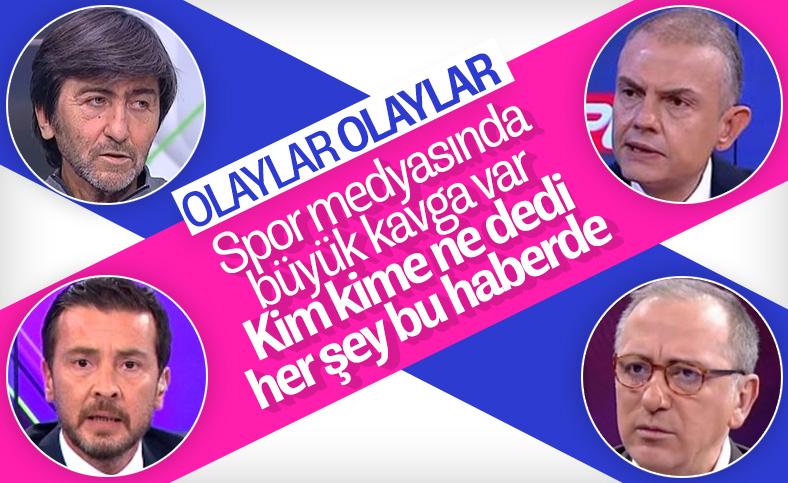 Rıdvan Dilmen'in sözleri sonrası spor medyası karıştı