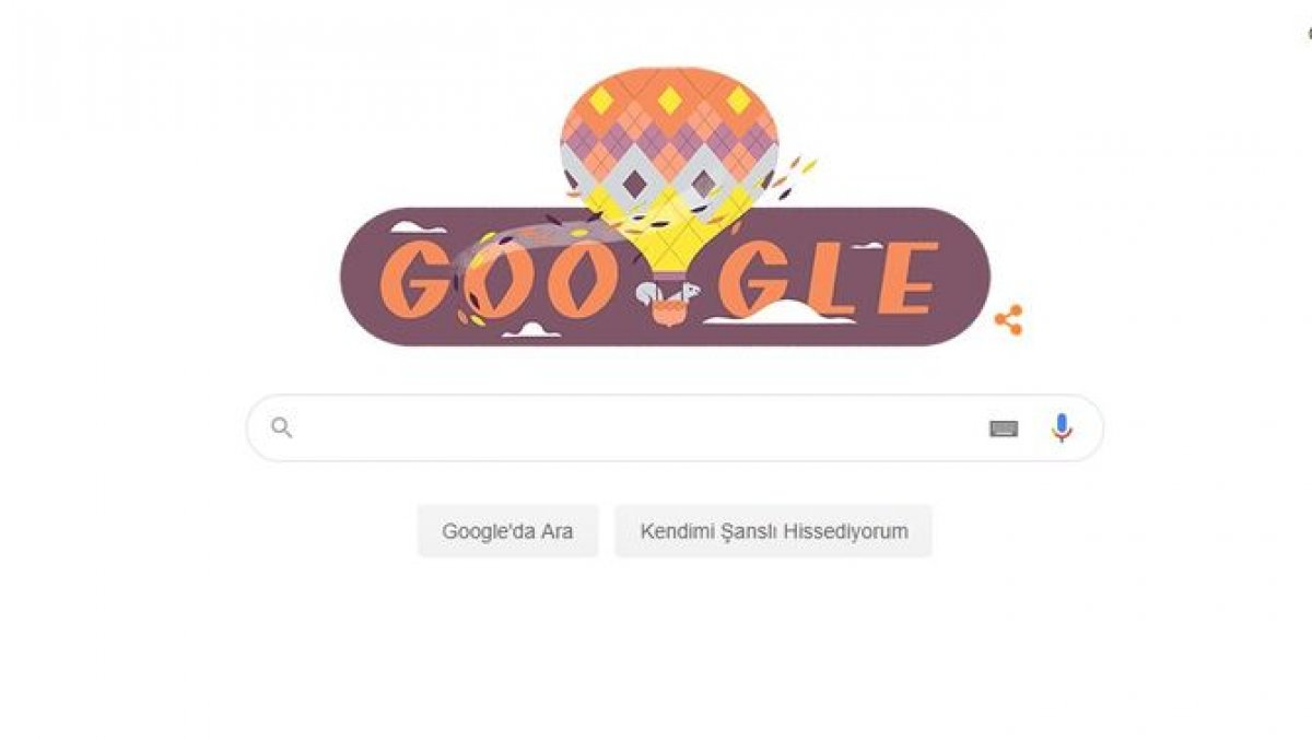 Google 2020 Sonbahar ı doodle ile kutladı #1