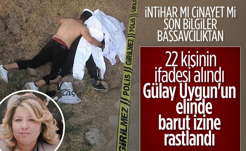 Gülay Uygun'un ölümüyle ilgili Ankara Cumhuriyet Başsavcılığı'ndan açıklama