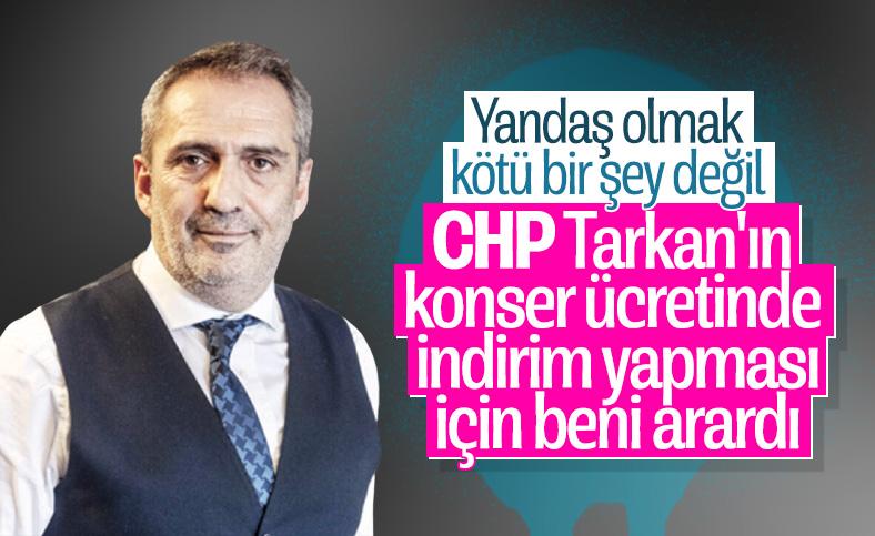 Yavuz Bingöl: CHP'li bir belediye benden yardım istedi