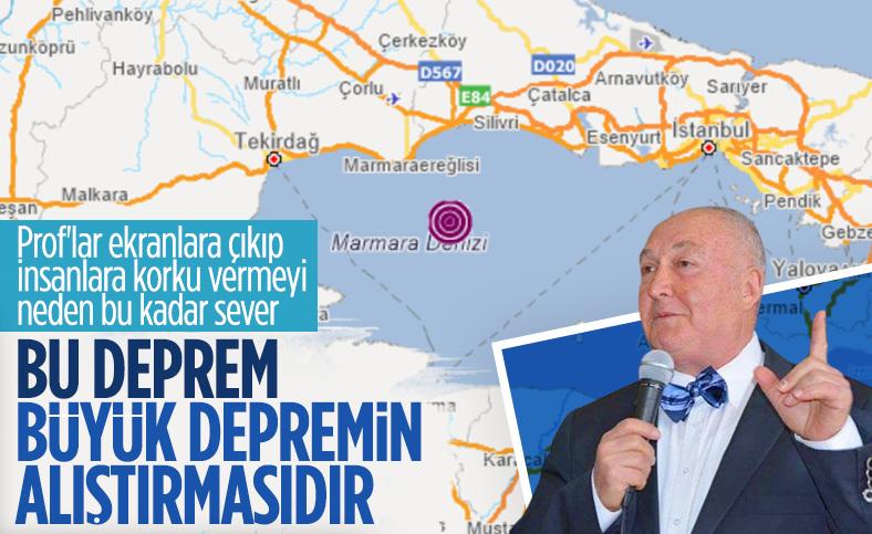 Ahmet Ercan, İstanbul için büyük deprem uyarısı yaptı