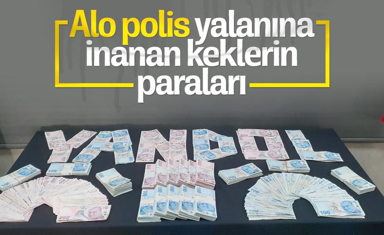 Ankara'da telefon dolandırıcıları 858 bin liralık vurgun yaptı