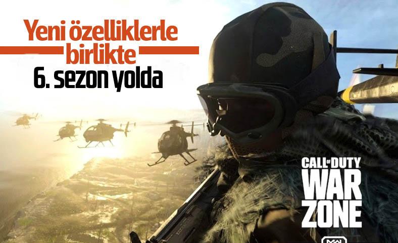 Call of Duty: Warzone'un 6. sezon fragmanı yayınlandı
