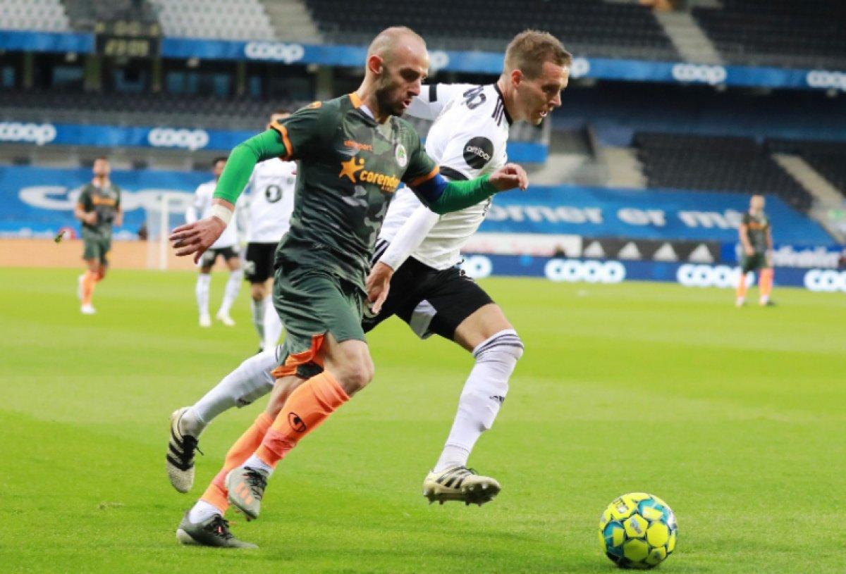 Rosenborg a yenilen Alanyaspor, Avrupa ya veda etti #1