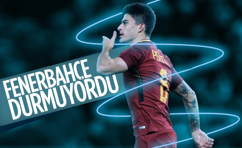 Fenerbahçe'de yeni hedef Diego Perotti
