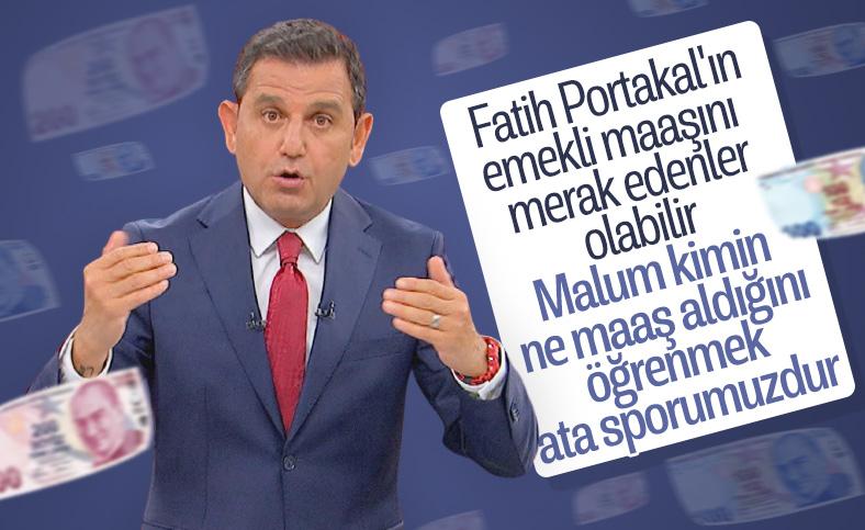 Fatih Portakal hakim karşısına çıktı