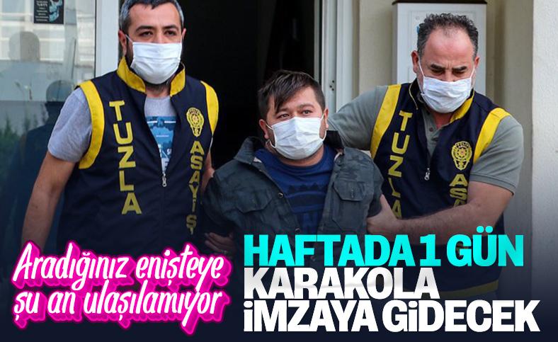 İstanbul'da polisleri tehdit eden şahsın eniştesi servis şoförü, teşkilatı ise aile dostları çıktı