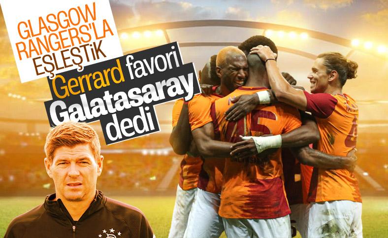 Galatasaray'ın play-off turundaki rakibi Glasgow Rangers oldu