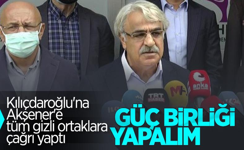 HDP'den muhalefet partilerine ittifak çağrısı