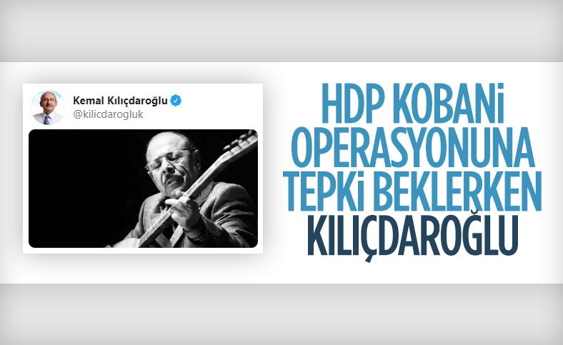 Kemal Kılıçdaroğlu, Neşet Ertaş'ı andı