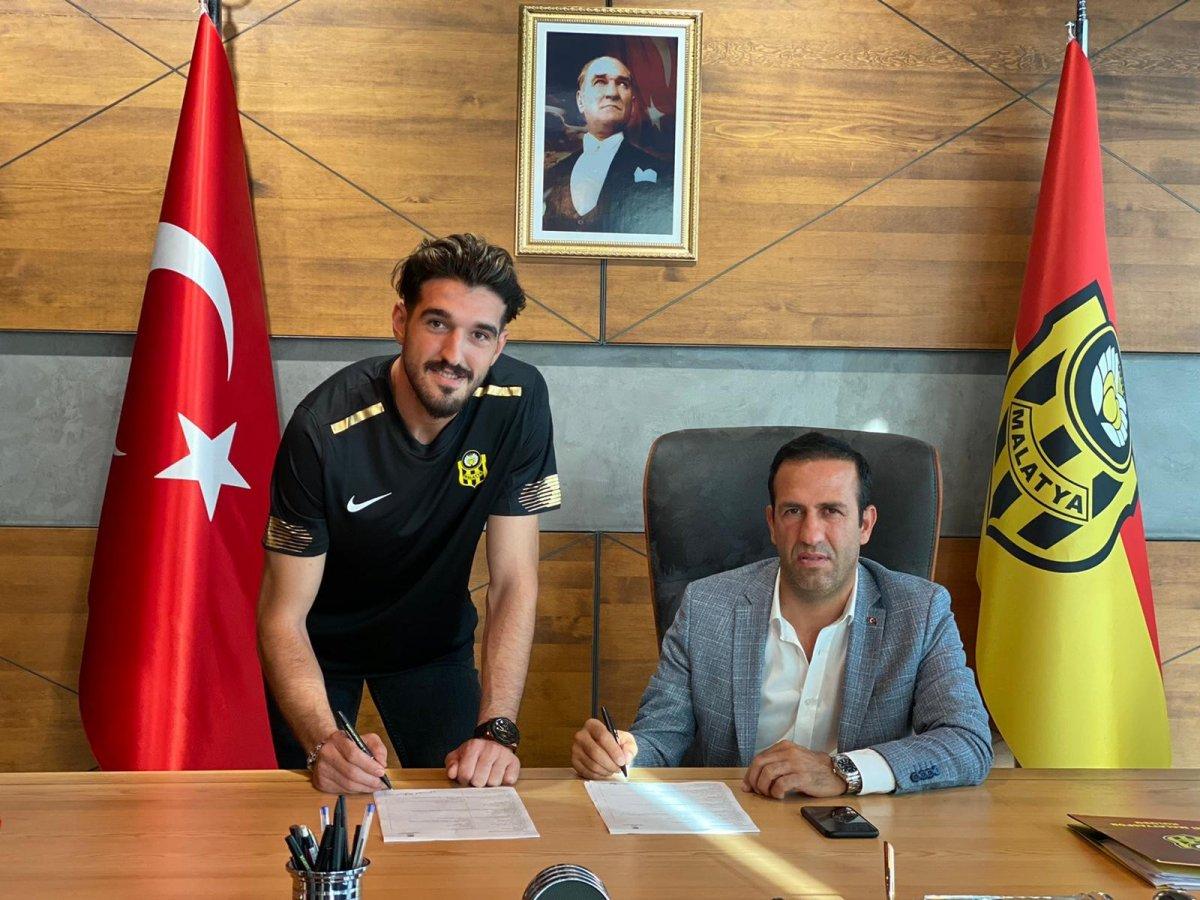 Yeni Malatyaspor, Kubilay Kanatsızkuş ile anlaştı #1