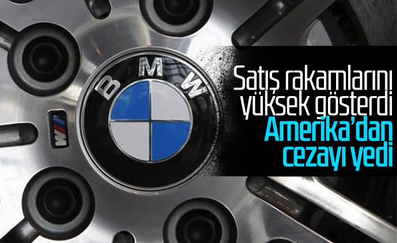 ABD, BMW'ye 18 milyon dolarlık bir ceza kesti