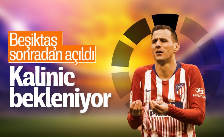 Beşiktaş, Kalinic ile görüşecek
