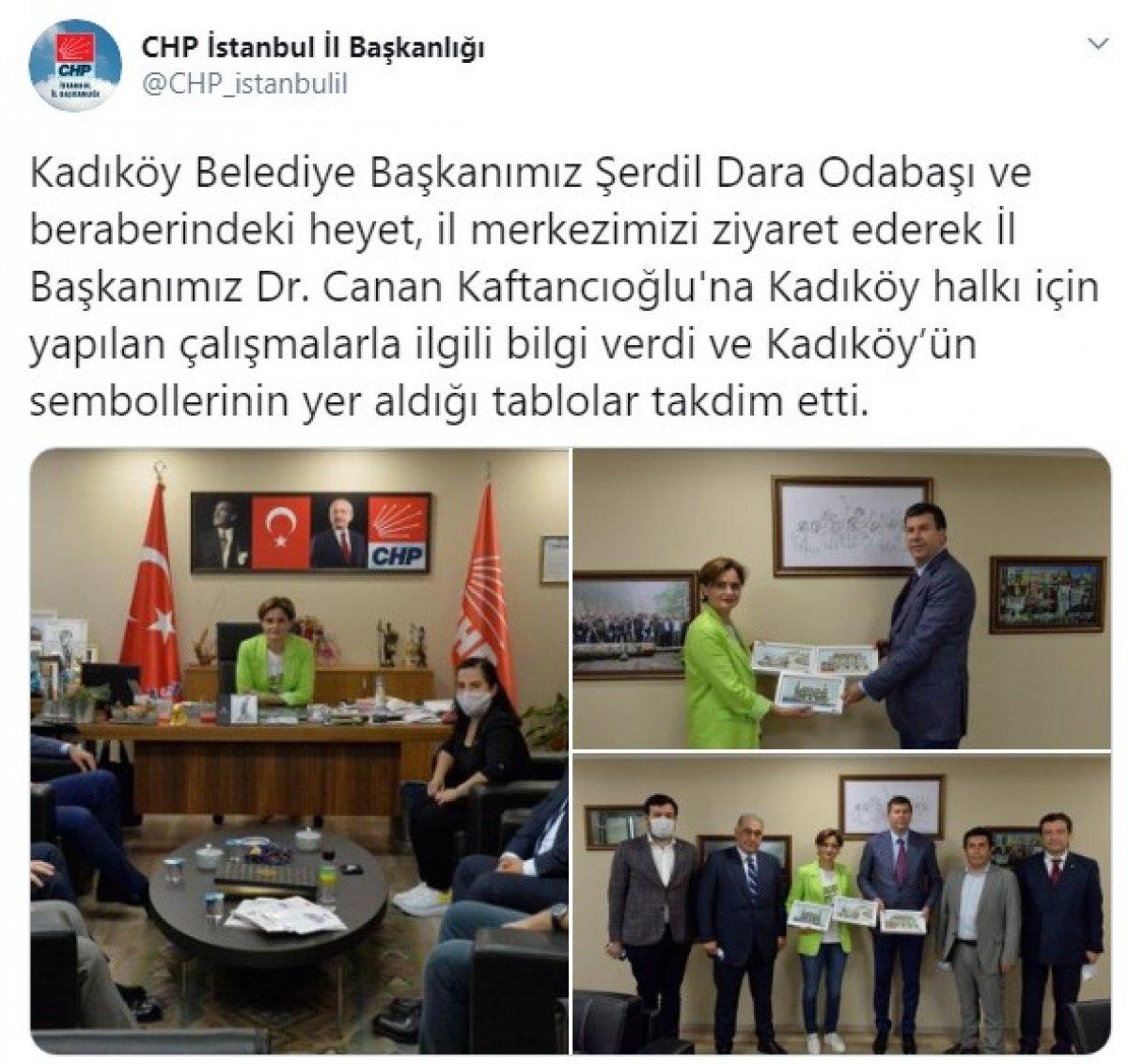 CHP İstanbul İl Başkanlığı Atatürk fotoğraflı paylaşımı sildi #2