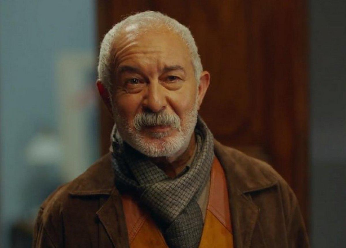 Oyuncu Ali Sürmeli, fenalaşarak hastaneye kaldırıldı #2