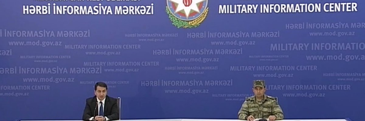 Azerbaycan, Ermenistan ın saldırısını püskürttü #1