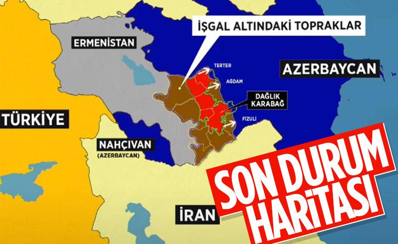 Ermenistan ile Azerbaycan arasındaki çatışmalar devam ediyor