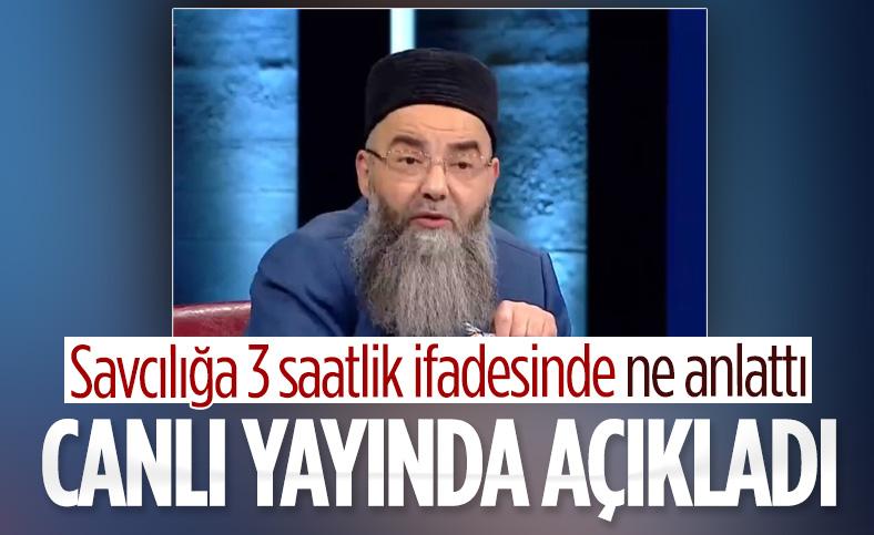 Ahmet Mahmut Ünlü canlı yayında selefileri anlattı