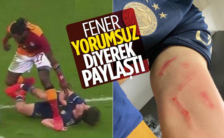 Fenerbahçe'den hakeme Luyindama tepkisi