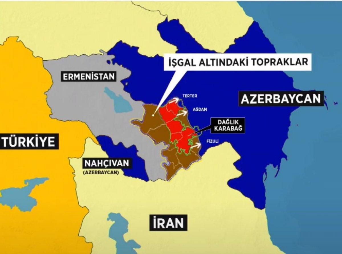 Ermenistan ile Azerbaycan arasındaki çatışmalar devam ediyor #1