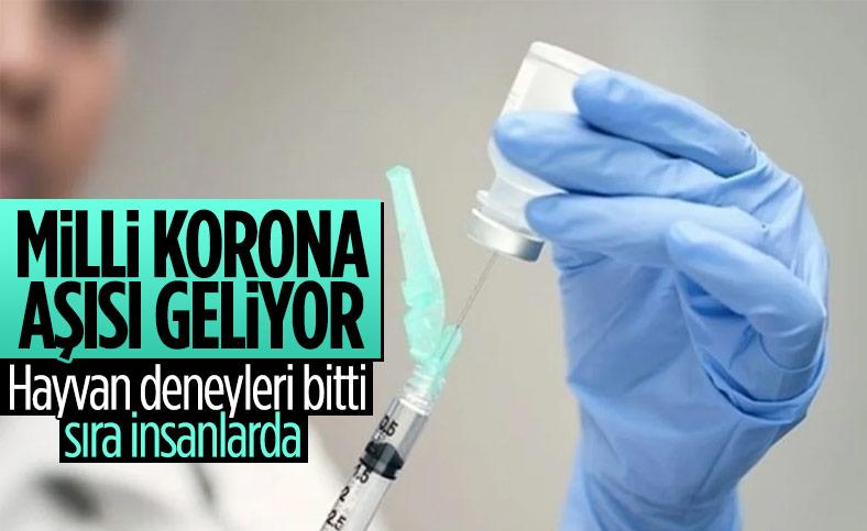 Sanayi ve Teknoloji Bakanı Mustafa Varank: İki aşıda hayvan deneyi aşaması bitti