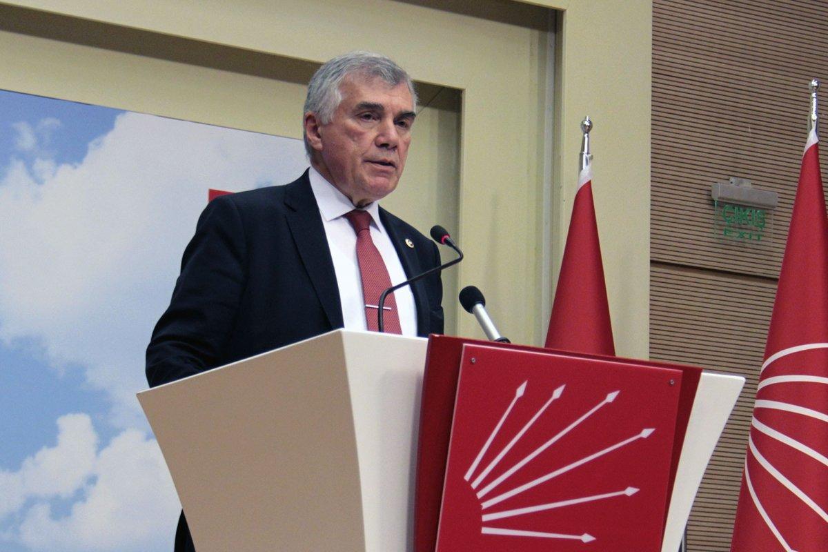 CHP Genel Başkan Yardımcısı Ünal Çeviköz den Azerbaycan provakasyonu  #5