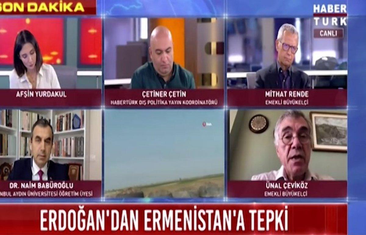CHP li Ünal Çeviköz: Sözlerim çarpıtıldı #1