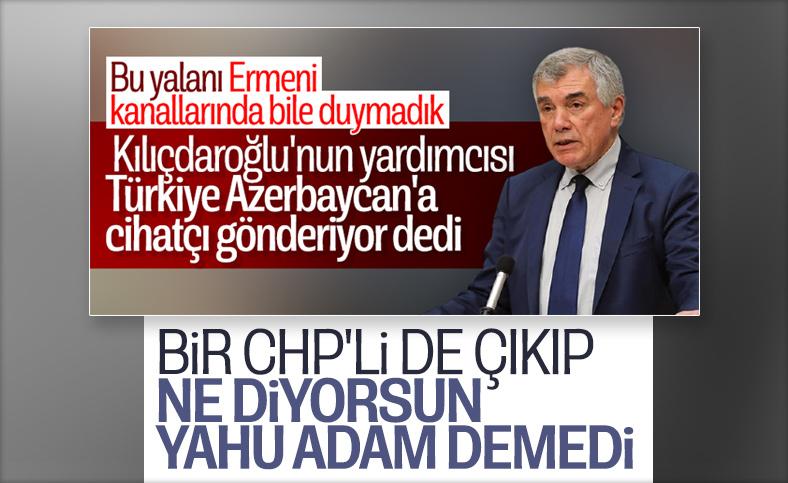 AK Parti Sözcüsü Ömer Çelik'ten CHP açıklaması